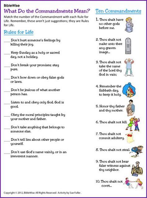 printable version of catholic ten commandments 362 best school religion images on pinterest religious