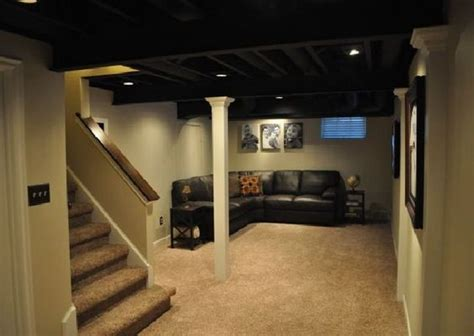 cost to paint a ceiling low cost basement finishing search cabin ideas