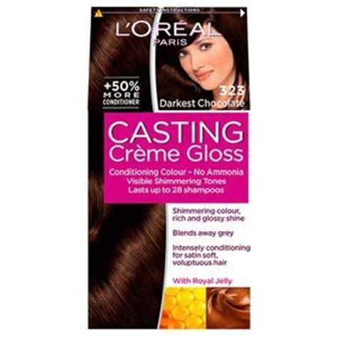 634 chestnut honey casting creme gloss ammonia free hair colour 17 best images about new hair colour on pinterest dark