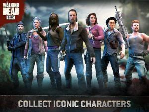 the walking dead no man's land mod apk 2.10.2.26 andropalace