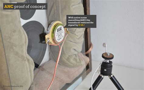 noise cancelling room device sono advanced window noise cancelling system