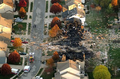 House Explosion by Agents In Indiana Say Insurance Increased Prior To Home Explosion