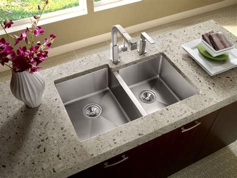 square sink kitchen it s hip to be square kitchen sinks by elkay sinks and