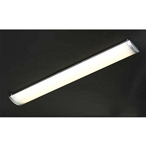 homebase kitchen lights oval fluorescent light 127cm