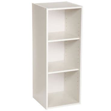 closetmaid 3 shelf stackable organizer by closetmaid at