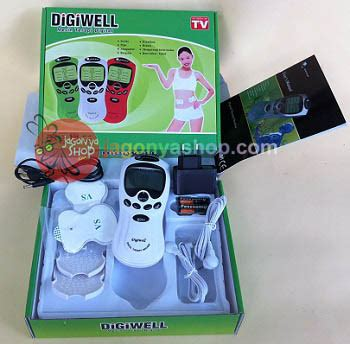 Alat Pijat Digiwell jual alat pijat digital therapi machine reiki digiwell