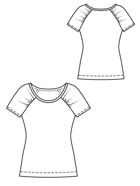 sewing pattern t shirt striped t shirt 02 2013 126 sewing patterns