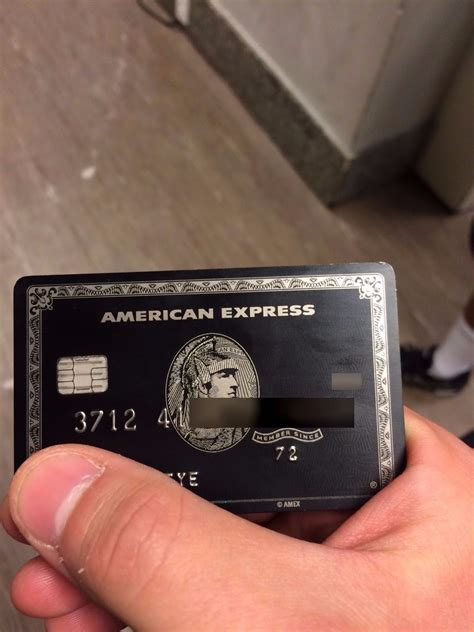 who makes the black card til that in order to qualify for the invitation only amex