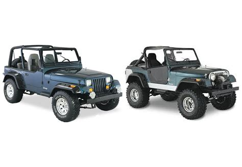 Accessories For Jeep Wrangler All Things Jeep Wrangler Yj 1987 1995 Jeep Cj Grille