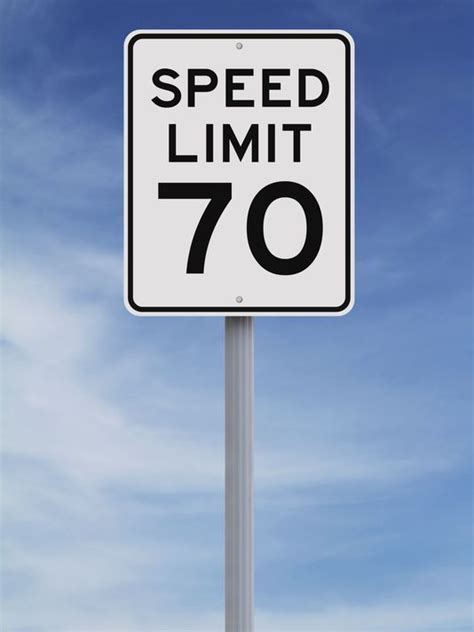 Speed Read Feed For March 19 2007 by 65 Or 70 Mph Speed Limit What S Your View