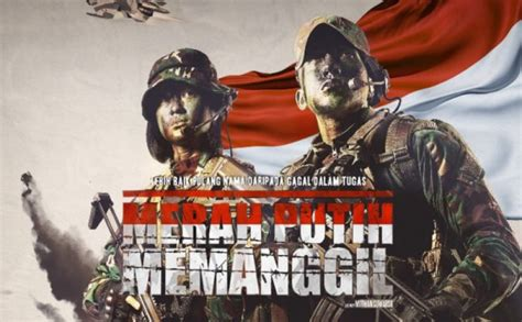 film merah putih memanggil trailer merah putih memanggil review film indonesia