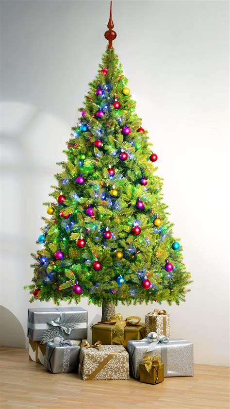 christmas tree with house wallpaper tree best htc one wallpapers free and easy to