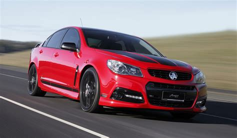 holden ssv 2015 holden commodore ssv gets special edition inspired by
