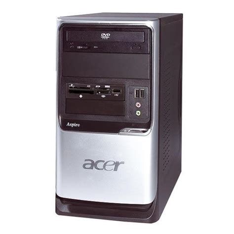 Acer Desktop Pc Aspire Tc 708 acer aspire t660 sb7z la fiche technique compl 232 te