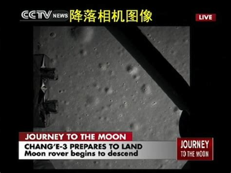 china scores historic success as chang'e 3 rover lands on