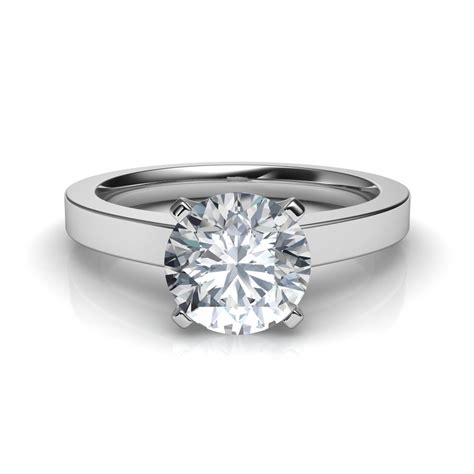 Engagement Rings by Novo Solitaire Engagement Ring