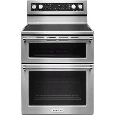 "KitchenAid KFED500ESS SS 30"" Stainless Steel Electric"