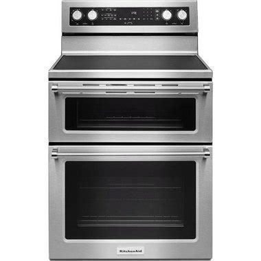 "KitchenAid KFED500ESS SS 30"" Stainless Steel Electric"
