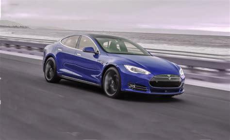 Tesla Model S 2015 2015 Tesla Model S P85d Review