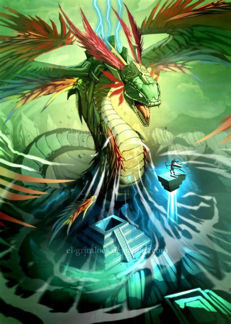 imagenes de aztecas mexicanos quetzalc 243 atl dios azteca conocelo taringa