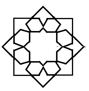 islamic pattern shapes 02 september 2010 stars in symmetry