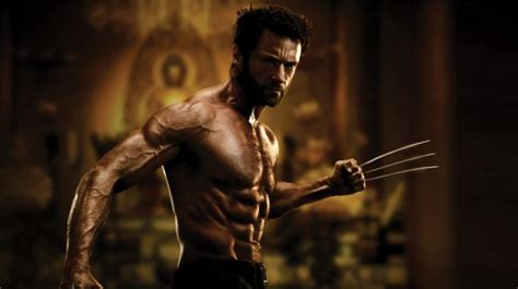 hugh jackman wolverine body the best superhero workouts of all time coach