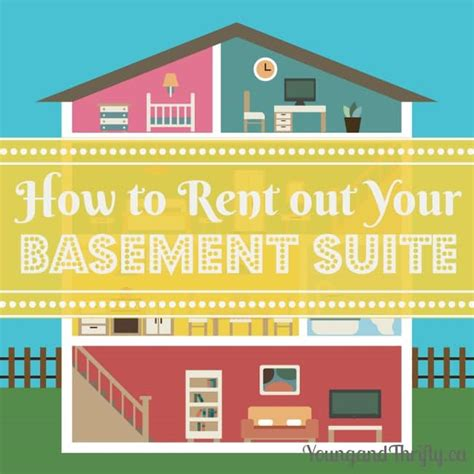 Rent Out Your by How To Rent Out Your Basement Suite