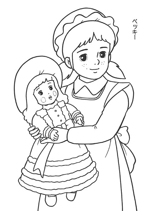 little princess sarah coloring pages coloringpagesabc com