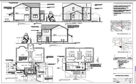 free home plans house extensions plans