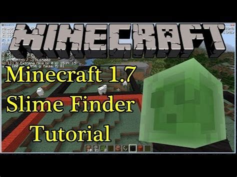slime trap tutorial simple slime farm 1 8 vanilla minecraft doovi