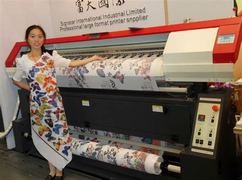 Sublimation Textile Digital Fabric Printer Buy Textile