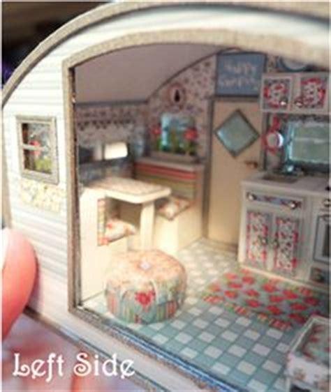 doll house trailer 1000 images about dollhouse caravan and trailer on pinterest caravan miniature