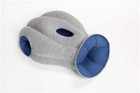 Powernap Pillow by A Power Nap With Ostrich Pillow Gadgetsin