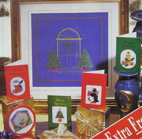 christmas cards pictures decorations alpine holiday cross
