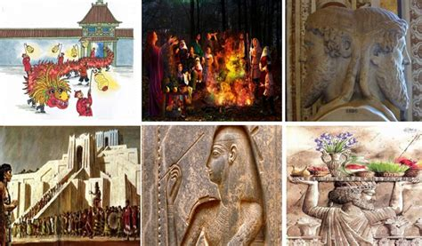 history new year celebrations ancient history of new year s celebrations and traditions