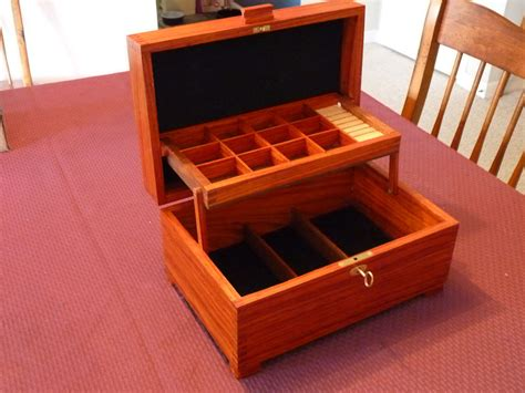 diy wood design woodworking plans jewellery box