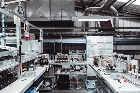 Speaker Zimba inside bowers wilkins flagship speaker factory