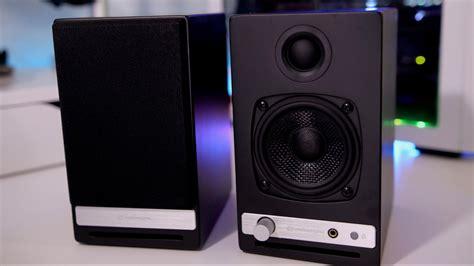 Bluetooth Desk Speakers by Best Hifi Desk Speakers Audioengine Hd3 W Bluetooth