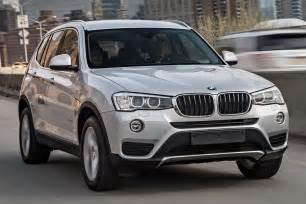 Bmw Suv 2017 Bmw X3 Pricing For Sale Edmunds