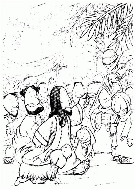 Coloring Page Zacchaeus Jesus by Jesus And Zacchaeus Coloring Page Coloring Home