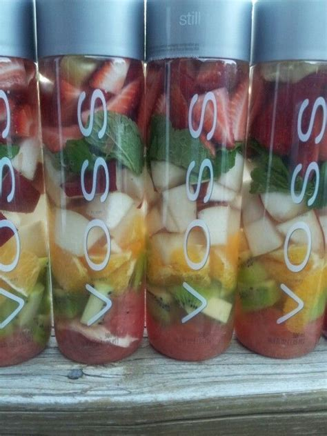 Voss Detox Water by Voss Fruit Water By Chef Charles Mmmmmmm Fruits
