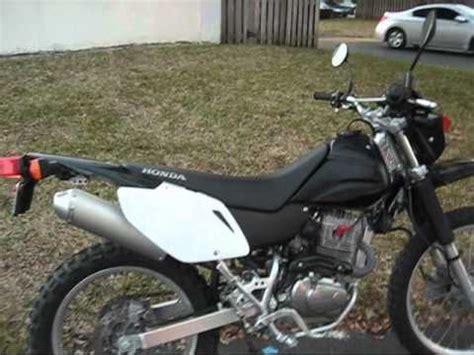 2009 honda crf230l (custom) youtube