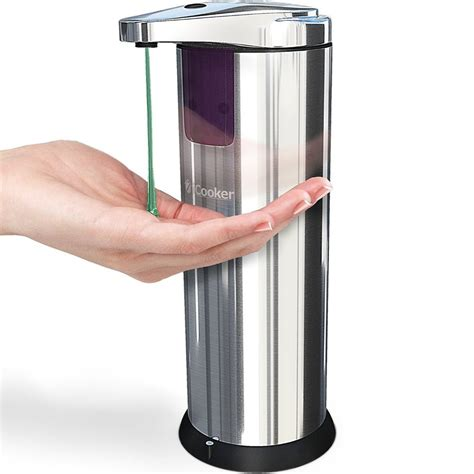 5 best electric soap dispensers