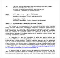 executive memo template sle executive memo 7 documents in pdf word