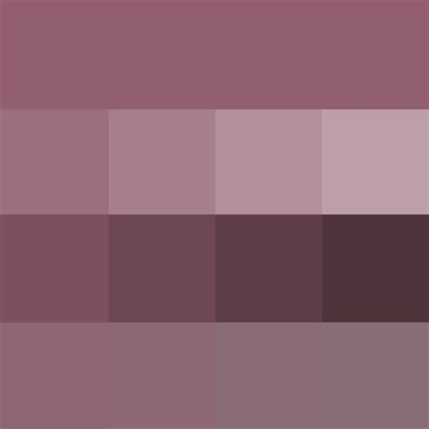 mauve color chart mauve taupe shades hue color with tints hue