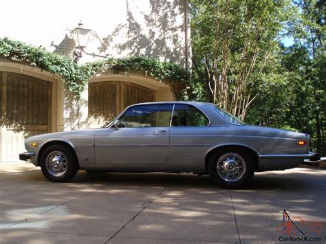 Jaguar Xj6 2 Door Coupe For Sale by 1976 Jaguar Xj6 C Coupe 2 Door 4 2l