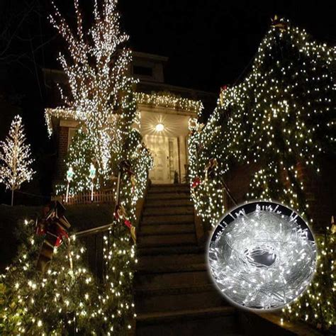 twinkle lights for tree tree twinkle cold white led string lights