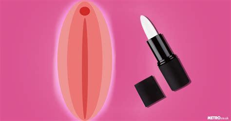 Lipstik Ussy mensez is a feminine lipstick that glues your shut to seal in your period metro news
