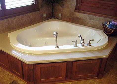 Bathtub Deck by The Onyx Collection Tub Deck Style 3