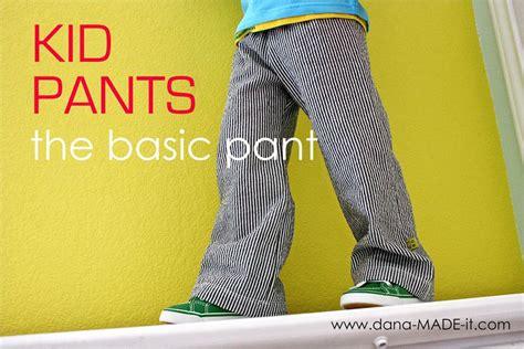 Pattern Joger Hnm For Original 4 kid basic made everyday